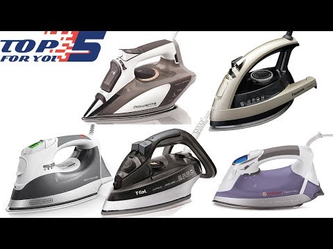 Top 5 Best Steam Irons of 2018