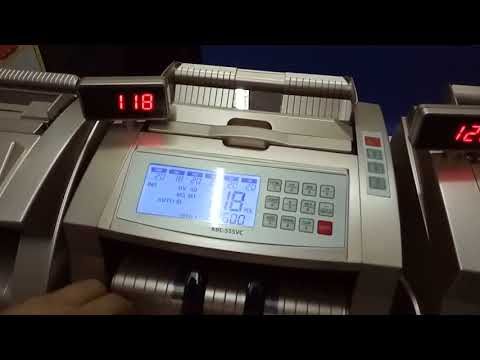 KBC -111 Note Counting Machine