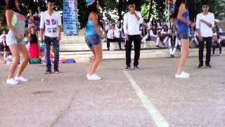 Baile moderno 2015