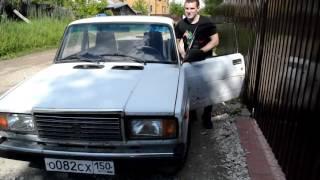 ВАЗ 2107 за 10000 рублей \ ОЖИВЛЕНИЕ МЕРТВЕЦА \ ОБЗОР \ МОЯ НЕ ДО BMW 7 #2