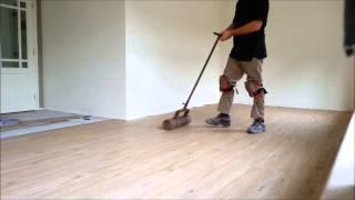 Pvc Vloeren Purmerend : Visgraat vloer gelegd door bebo vloerbedekking goedkope pvc vloeren