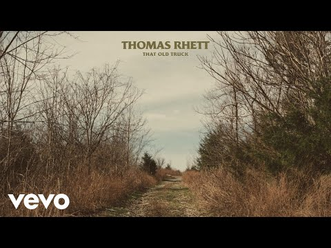 Thomas Rhett That Old Truck Lyric Video