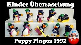 Die Peppy Pingos