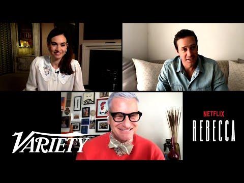 'Rebecca' Cast Ensures Fans the Netflix Adaptation Won't Be a Hitchcock Remake
