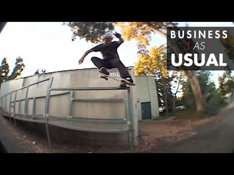 Image for video Think Skateboards - Business As Usual