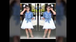أجمل موديلات ملابس اطفال بنات