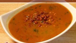Kala Chana (Black Chickpea) Curry Recipe by Manjula