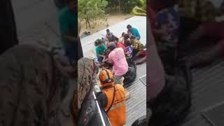 Operación rescate en Izabal
