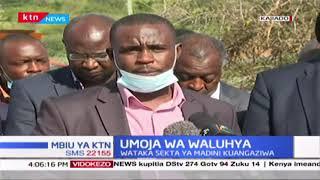 Umoja wa Waluhya :  Viongozi kutoka Magharibi wakutana kijadili mbinu ya kuleta umoja