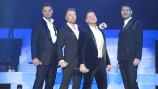 BOYZONE   INTRO, NOTHING WITHOUT YOU, PICTURE OF YOU