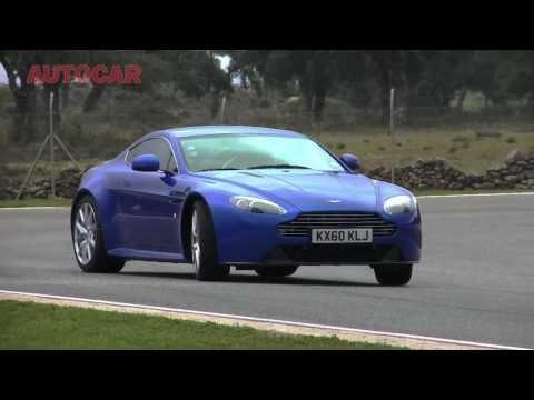 Aston Martin V8 Vantage S video review by autocar.co.uk