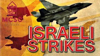 BREAKING: Israel Just Launched 9 Missiles At Syria - Should Syria Retaliate?