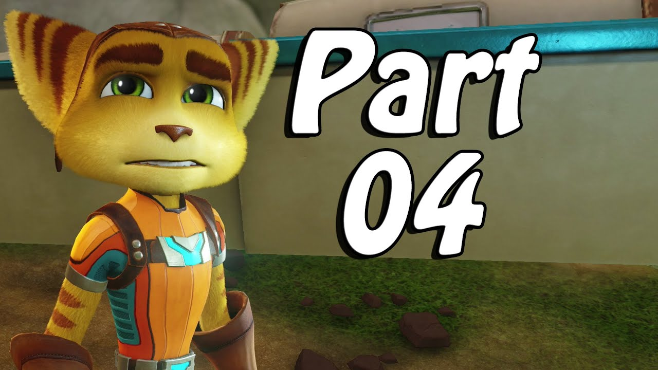 [Let's Play] Ratchet & Clank (PS4) – Part 04 – Kerwan
