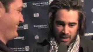 """In Bruges"" - On the Red Carpet at Sundance"