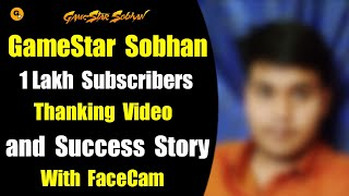 Thanks for 100k Subscribers    My Story of This Journey    Tips for New YouTubers to Get more Subs