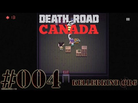 Death Road to Canada #4 – Don't Rob the Dog ★ We play Death Road to Canada [HD|60FPS]