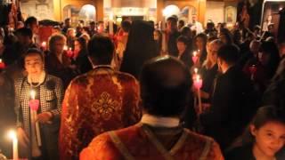 Christ is Risen! Christos Anesti!