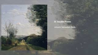 Violin Partita no. 1, BWV 1002