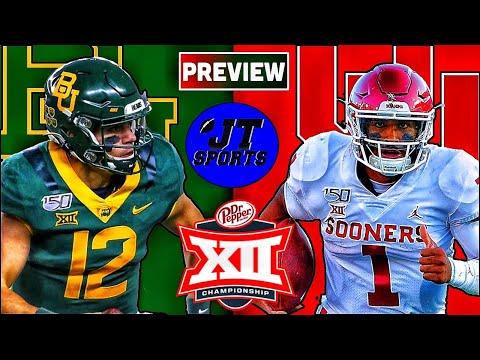 Baylor vs Oklahoma Preview & Prediction | Big 12 Championship | College Football | CFB