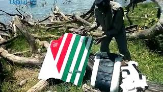 Parts of ill fated Lake Nakuru chopper retrieved