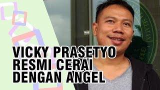 Resmi Cerai, Vicky Merasa Bangga Pernah Bawa Nama Angel ke KUA
