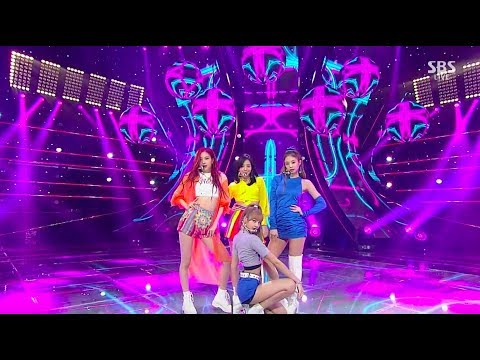 Blackpink 'forever Young 0617 Sbs Inkigayo