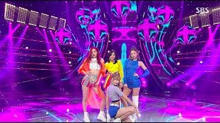 BLACKPINK - 'FOREVER YOUNG' 0617 SBS Inkigayo