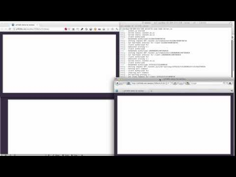 HTML5 Canvas Drawing with WebSockets, Node JS & Socket io | Wes Bos