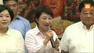 1125高票勝選 台中市準市長盧秀燕「謝票」1100