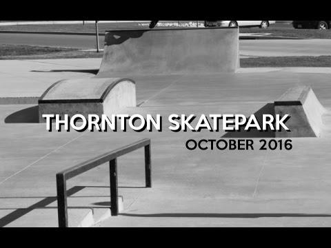 Thornton Skatepark | October 2016