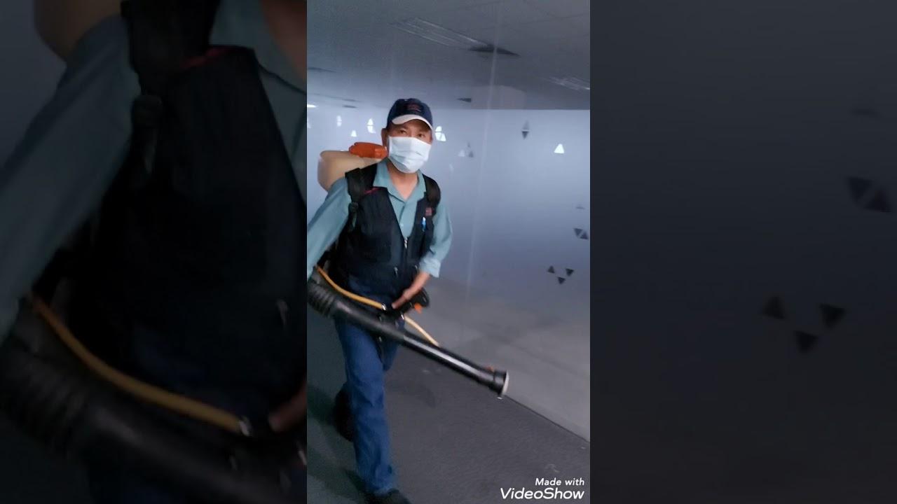 Phun diệt côn trùng tại Tòa nhà cho thuê văn phòng
