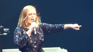 Adele - Rolling In The Deep - Live From Boston 09-14-2016