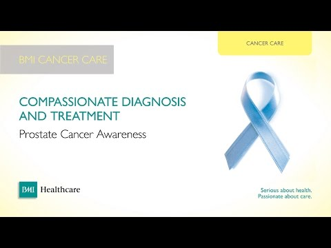 History of prostate cancer