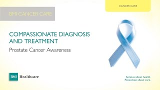 BMI Healthcare's Guide to Prostate Cancer Awareness