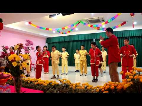 Chinese new year 2016 (Primary Class Show 1)