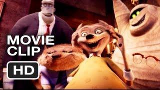 Hotel Transylvania Movie CLIP - Very Loud (2012) - Adam Sandler Comedy HD