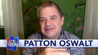 Patton Oswalt Felt Great About Being On Tucker Carlson's Naughty Celebrity List thumbnail