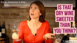 Mastering Wine: Dry vs. Sweetness in Wine