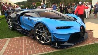 How to BREAK the Bugatti Vision Gran Turismo