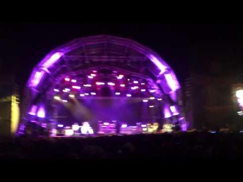 Billy Idol - L.A. Woman @ Marés Vivas 2012