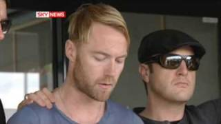 Boyzone Tribute To Dearest Friend Stephen Gately (Ronan Keating speaks)
