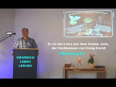 Christen vertrauen dem Löwen von Juda! (SLL 232: Deine Identität in Christus - Ferdi Schmitt)