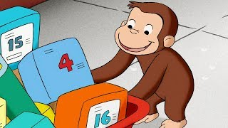Curious George  Out of Order Full Episode Cartoons For Kids  Kids Movies