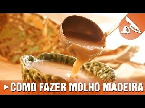 Como Fazer Molho Madeira