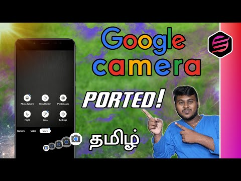 GOOGLE PIXEL 3 CAMERA Without ROOT, Camera2API | Redmi Note
