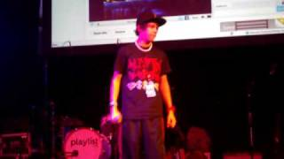 One Less Lonely Girl -Austin Mahone at Playlist Live 2011