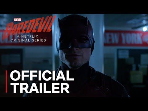 Marvel's Daredevil: Season 3 | Official Trailer [HD] | Netflix