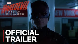 VIDEO: Marvel's DAREDEVIL S3 – Off. Trailer