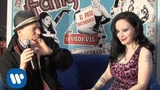 Confesiones (Entrevista) - Fangoria (Video)