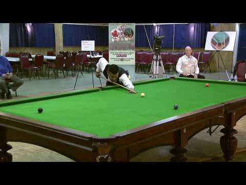 Home Page - Snooker Canada